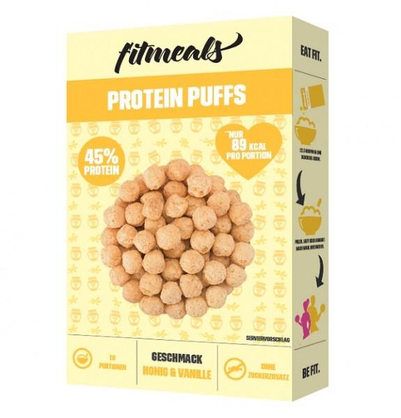 Protein Puffs Honig Vanille