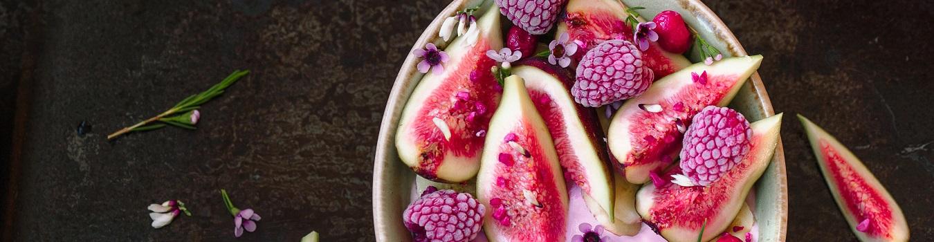 Vegane-Berry-Bowl
