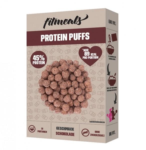 Protein Puffs Schokolade