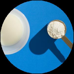 Hochwertiges Whey-Protein