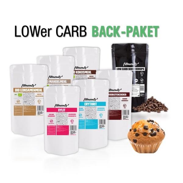 Lower Carb Back Paket