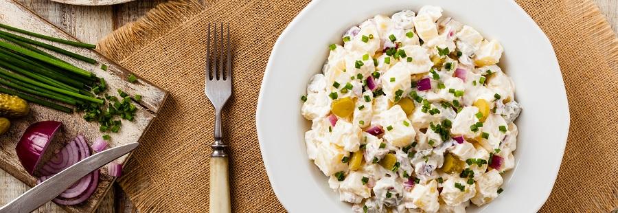 Low-Fat-Kartoffelsalat-Rezept-Detailseite