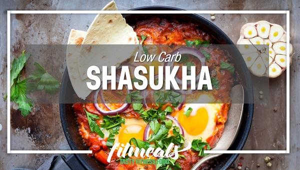 Low-Carb-Shasukha-Rezept