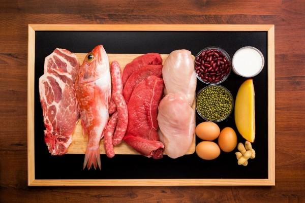 Lebensmittel-mit-viel-Protein