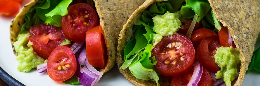 Low-Carb-Wraps-Leinsamenmehl
