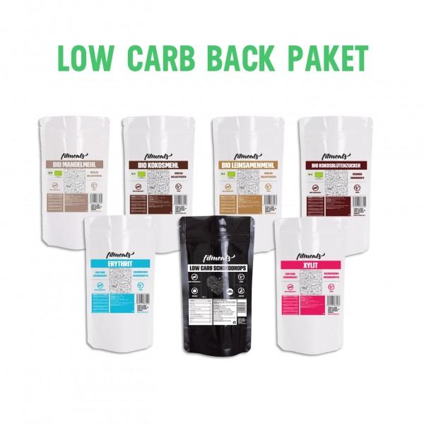 Low Carb Back Paket