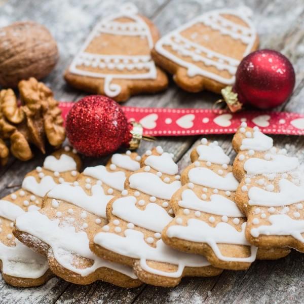 Protein-Weihnachtspl-tzchen