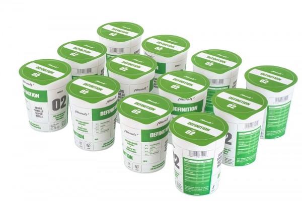DEFINITION (12 Pack) - Low Carb Protein Acai Kokos Müsli
