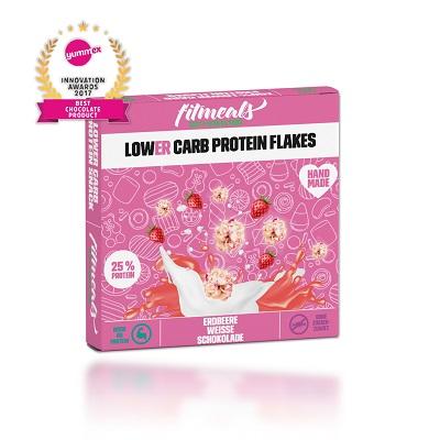 Protein-Flakes-Vergleich