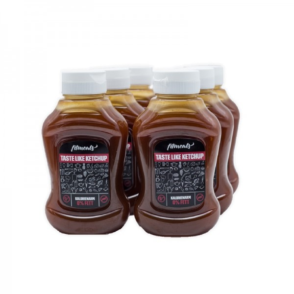 Low Carb Soße Taste like Ketchup Sparpack
