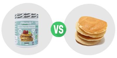 Pancakemischungen im Vergleich