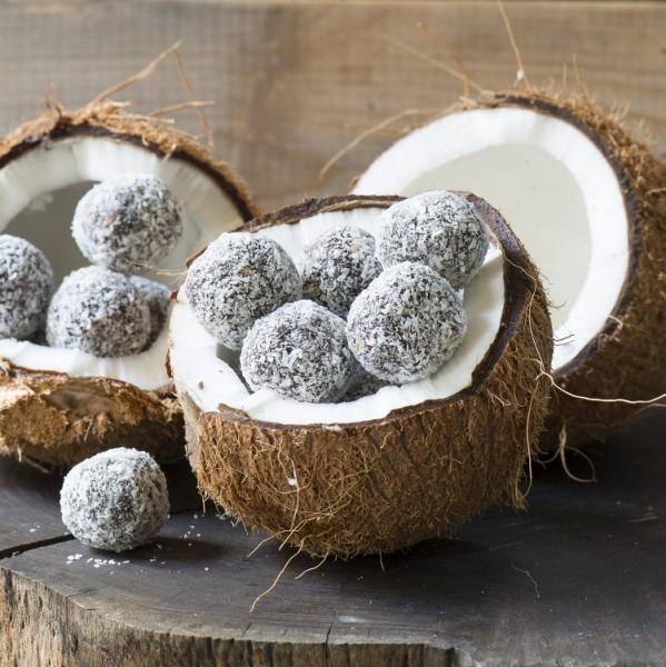 Kokos-Protein-Balls