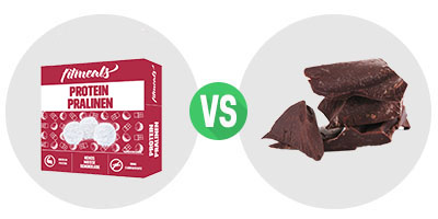 ProteinPralineKokosWeisseSchokolade_VS_Schokolade