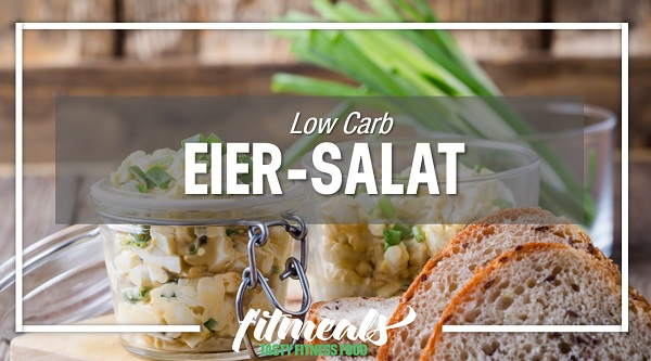 Low-Carb-Eier-Salat-Rezept