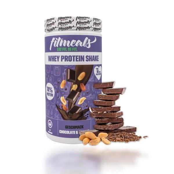 Whey Protein Shake Chocolate & Peanut