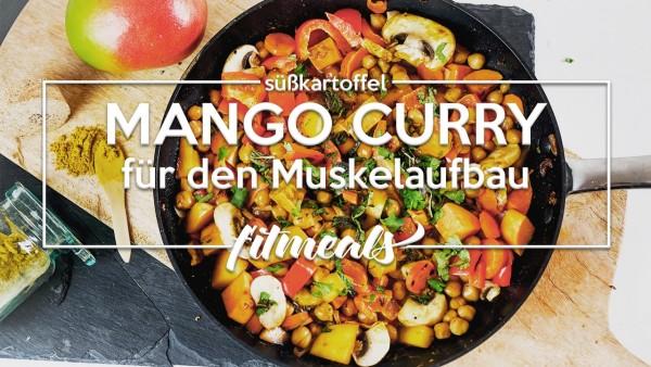 Mango-Curry-Pfanne