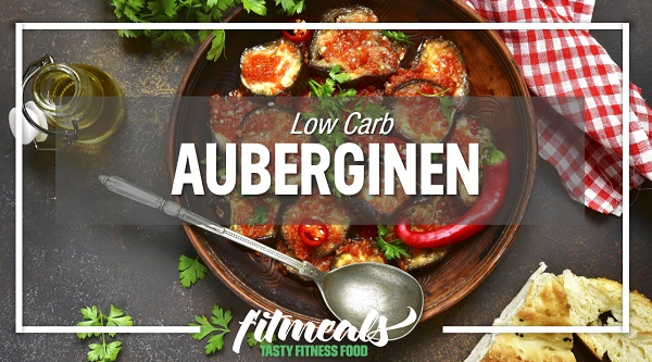Low-Carb-Auberginen