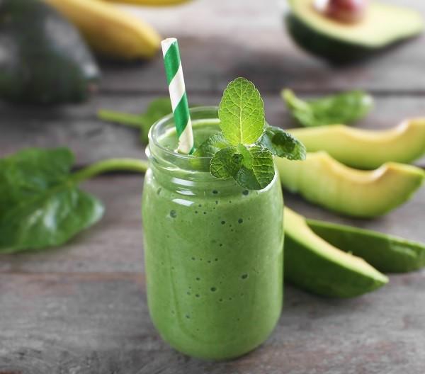 Green-Smoothie-Rezept