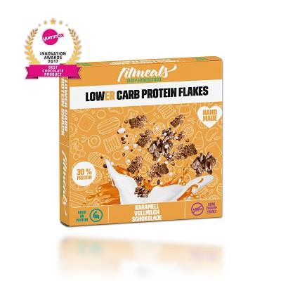 Protein-Flakes-Karamell-vergleich