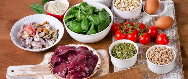 Lebensmittel-mit-viel-Eisen