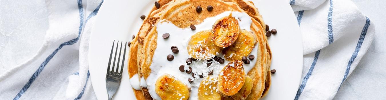 Pancakes-Banane-Banner
