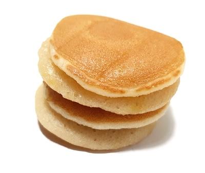 Pancakes vergleich normale Backmischung