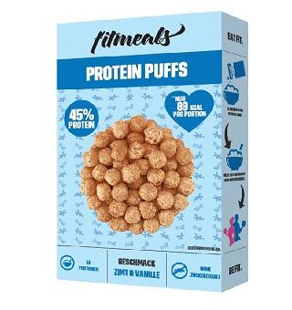 Protein-Puffs-Zimt-Vanille-Vergleich