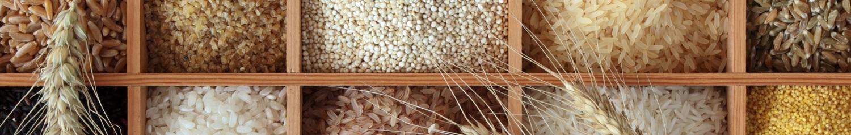 Banner-Getreide