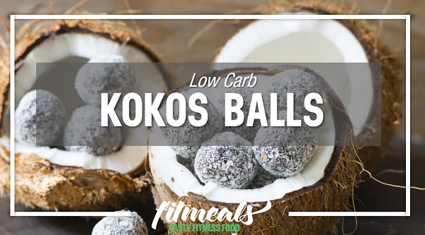 Low-Carb-Kokos-Balls