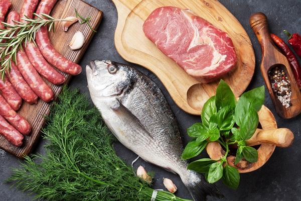 Glucosamin-Fisch-und-Fleisch